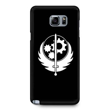 Fallout Brotherhood Of Steel Samsung Galaxy Note 5 Case