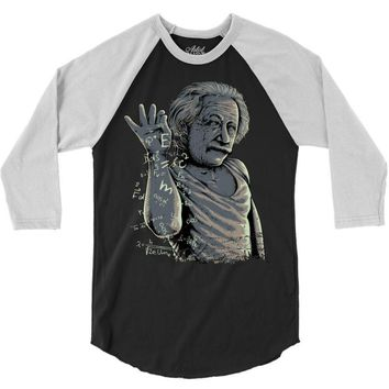 albae einstein 3/4 Sleeve Shirt