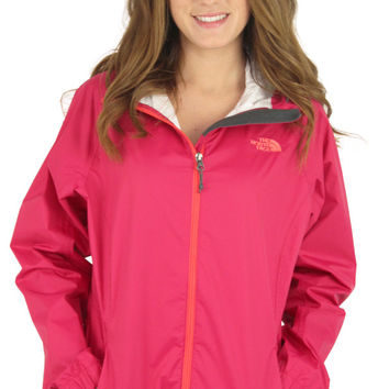 The North Face Pare Women's Hyvent Rain Jacket Coat
