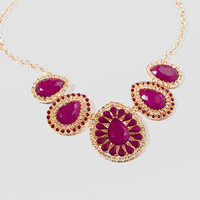Blithe Statement Necklace