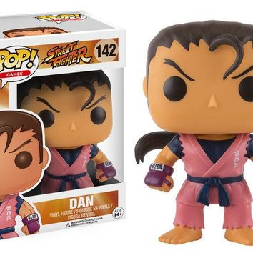 Dan Street Fighter Funko Pop! Figure #142