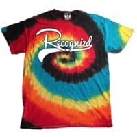 Recognizd — Tornado Tie Dye Tee