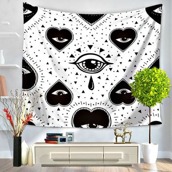 Mystical Eye Boho Tapestry