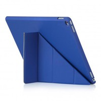 Pipetto iPad Pro Origami Case - Royal Blue