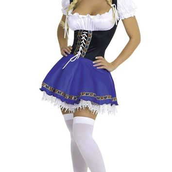 Roma Costume 1125 1pc Serving Wench