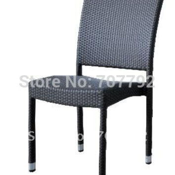 Hot sale SG-12017S Urban new style dining chair,outdoor rattan furniture