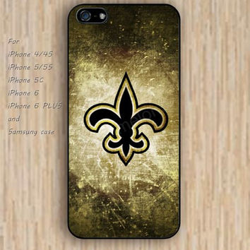 iPhone 5s 6 case  new orleans dream catcher life colorful phone case iphone case,ipod case,samsung galaxy case available plastic rubber case waterproof B559