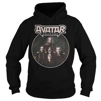 Avatar country Royal Court shirt Hoodie