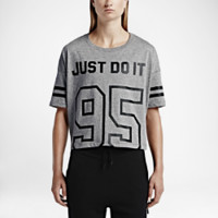 Nike 95 Graphic Cropped Women's Top