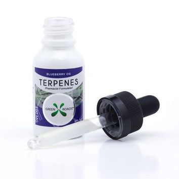 100 MG TOTAL CBD + BLUEBERRY OG TERPENES