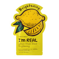 I Am Real Lemon Mask Sheet