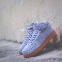 PEAP2Q nike air force 1 07 suede high top aa0287 001
