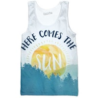 The Beatles Fan Tank Top