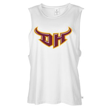 NCAA Cal State Dominguez Hills PPCSD04 Women's Muscle Tee Shirt