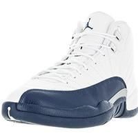 Nike Jordan Men's Air Jordan 12 Retro Basketball Shoe  Jordan 11