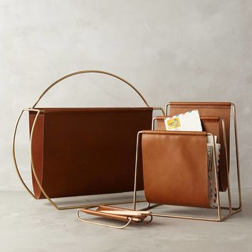 Saddle Ring Desk Collection