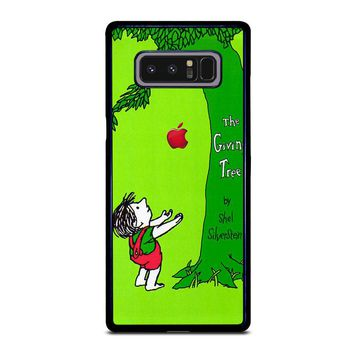 THE GIVING TREE Samsung Galaxy Note 8 Case Cover