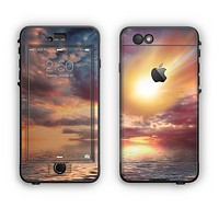 The Fiery Metorite Apple iPhone 6 Plus LifeProof Nuud Case Skin Set