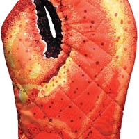 Boston Warehouse Lobster Claw Oven Mitt | eBay