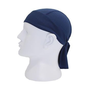 Cycling Cap Anti-sweat Sunscreen Headwear Bike Women Men Scarf Bicycle Bandana Pirate Headband Riding Hood Sports hat Headcloth