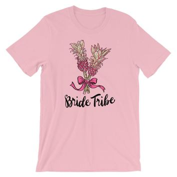 Pineapple Bride Tribe Shirt Bridesmaid Shirts - Shipping Included