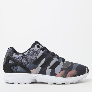 super popular 02bc2 38212 adidas x Rita Ora Kimono Print ZX Flux Running Sneakers at PacSun.com
