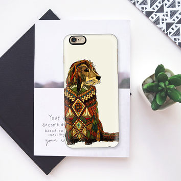 Golden Retriever ivory iPhone 6s case by Sharon Turner | Casetify
