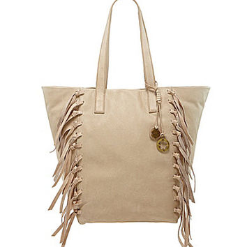 Lucky Brand Bailey Fringe Tote