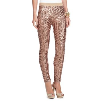 SHELBY SEQUINED LEGGING