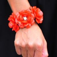 Picked For You Bracelet: Red | Hope's