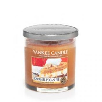 Caramel Pecan Pie : Small Tumbler Candle (single Wick) : Yankee Candle