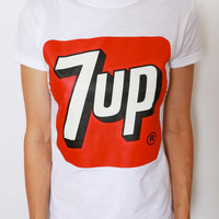 Vintage 7up T-Shirt / Cola