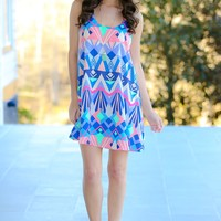 EVERLY: 20 Seconds of Courage Dress