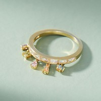 Simona Charm Ring