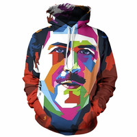 Pablo Escobar Work Of Art Hoodie