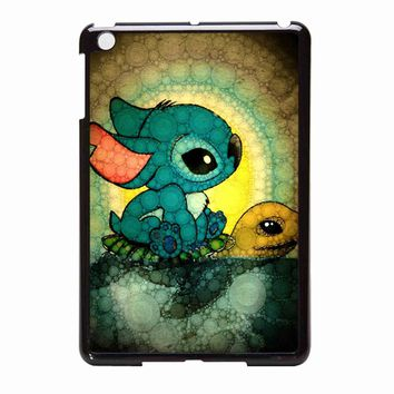 Swimming Stitch 78 iPad Mini Case
