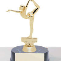 Gameball Trophies, Inc: Gymnastic Trophies, Plaques, Medals and Awards 1-866-283-2639