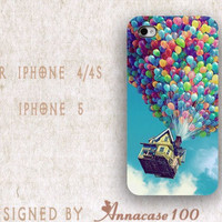 iphone case, i phone 4 4s 5 case, iphone4 iphone4s iphone5 case,stylish plastic silicone funny cases cover colour fire balloon log cabin