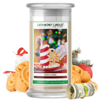 Santa's Cookies | Cash Money Candle®