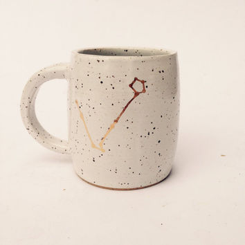 Pisces Constellation Mug