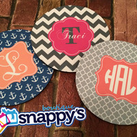 Personalized Round Mouse Pad Fun Patterns and Colors