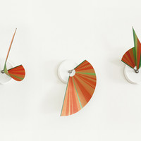 Manifold Clock by Studio VE for Studio VE - Free Shipping