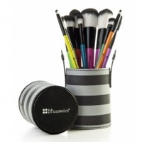 10 Pc Pop Art Brush Set: Makeup Brushes| BH Cosmetics!