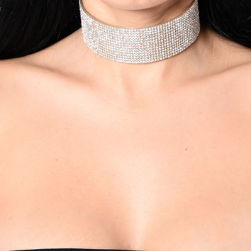 Get It How You Can Choker - Gold