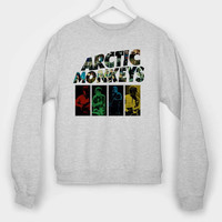 Arctic Monkeys Band long sleeves for mens and womens by usa