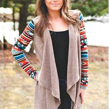 Fall Favorite Mocha Cardigan