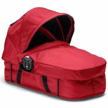 baby jogger city select bassinet conversion kit red