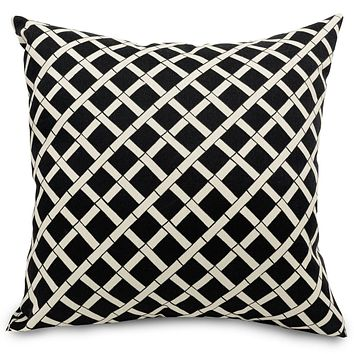 Black Bamboo Extra Large Pillow