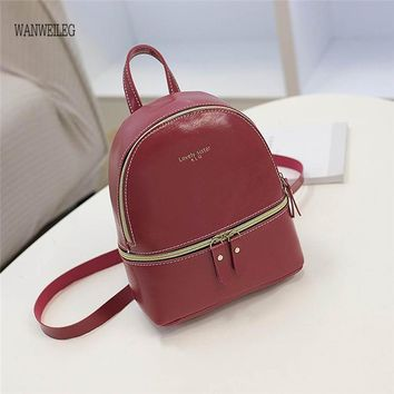 Women shoulder bag backpack purse