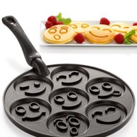 Nordic Ware Smiley Faces Pancake Pan | macys.com